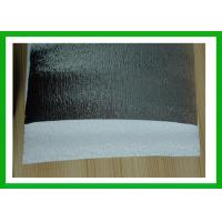 China Foam Insulation Material Aluminum Foil Insulation Customized Thickness wholesale