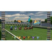 China Redemption Game Horse Racing Slot Machine High Resolution Display W800 * D200 * H600 on sale