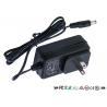China Wall Mount Power Adapter Single Output US EU UK Plug AC DC Adaptor 12v 0.8a 800ma wholesale