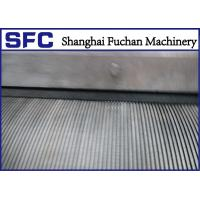 China High Efficiency Rotary Drum Sieve Screen , Wastewater Rotating Drum Screen wholesale
