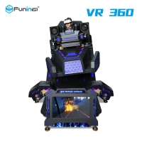 China Leg Sweep 1.5KW 1 Person VR Flight Simulator For Youth wholesale