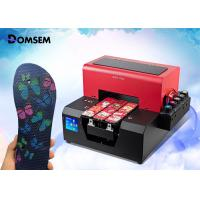 China Full Automatic Flatbed Uv Printing Machine A4 Size For Phone Case Wood Glass on sale