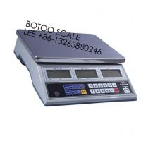 China 15kg x0.5g Bt-417 Counting Scale Digital Weighing Scales Overload Limit Warning RS-232 wholesale