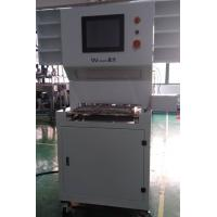 China Number Plate Maker License Plate Embossing Machine Siemens PLC Automatic Control wholesale