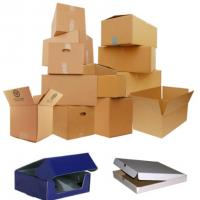 China logistic corrugated packaging shipping box Packaging Use Custom Corrugated Box wholesale