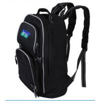 Black Neoprene Products Custom Neoprene Laptop Sleeve Backpack Bag