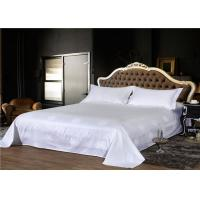 Buy cheap Jacquard Style Hotel Collection Bedding Sets King Strong Fastness To Wash from wholesalers