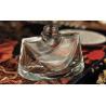 China Elegant Coloured Glass Perfume Bottles Empty 35ml With Eco Friendly wholesale