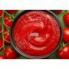 China La salsa de tomate dulce fácil de utilizar/conservó la marca 70g del OEM de la salsa de tomate de tomate wholesale