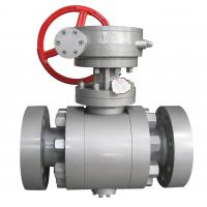 China flange cast steel ball valve on sale