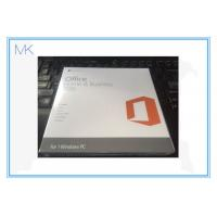 China MS Microsoft Windows Software Office Home and Business 2016 Keycard for Windows PC wholesale