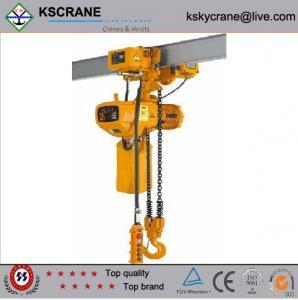China Best After-sale Service 500kg Electric Chain Hoist wholesale