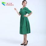 China YIZHIQIU latest design maxi vestidos wholesale