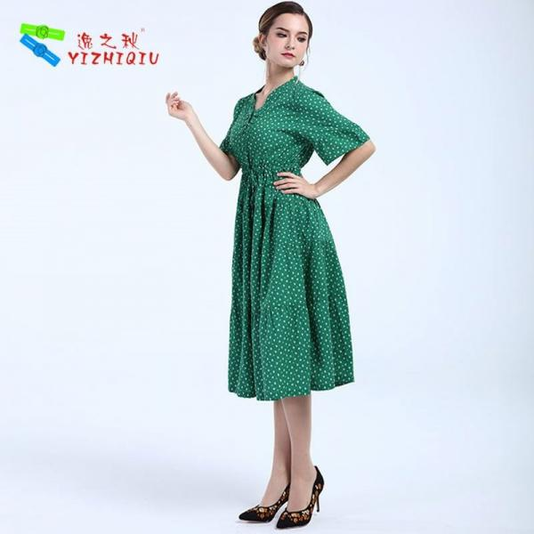 Quality YIZHIQIU latest design maxi vestidos for sale