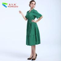 China YIZHIQIU latest design maxi vestidos wholesale