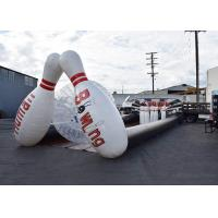 Buy cheap Adults And Kids Outdoor Sport Games Inflatable Deluxe Human Bowling from wholesalers
