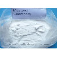 Buy cheap 303-42-4未加工ステロイドはSterngthの利益のためのMethenolone Enanthate Primobolanのターミナルを粉にします from wholesalers