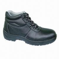 China PU Injection Safety Shoes with Steel Toe Cap wholesale