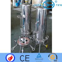 China Flange Clamp Sanitary Filter Housing Refrigerator Water Filters For Electronic wholesale