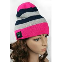 China 2015 hot high quality wholesale girls males knit slouchy beanie bluetooth hat wholesale