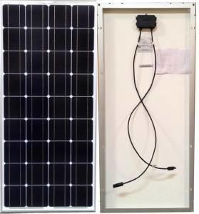 China 17.5V 70W Mono Crystal Solar Panel Medium Size Anodized Aluminium Alloy Frame wholesale