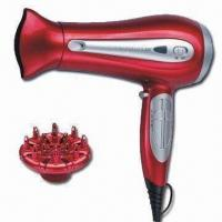 1800 to 1200W Hair Dryer with 2 Speed and 3 Temperature Setting