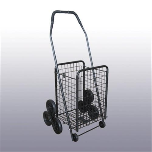 6 Wheel Shopping Cart For Climbing Stair Images
