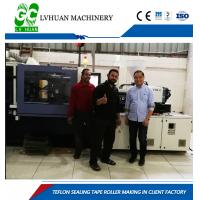 China Compact PTFE Extrusion Machine , Polymer Extrusion Machine Low Electric Loss wholesale