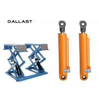 China Custom Hydraulic Cylinders For High Speed Car Hoist Lifting Platform wholesale