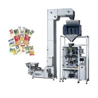 China multihead weigher Chips/Chocolate/Dry herbal nut packaging machine wholesale