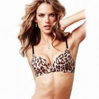 China Seamless Bra with Prints and High Fashionable wholesale