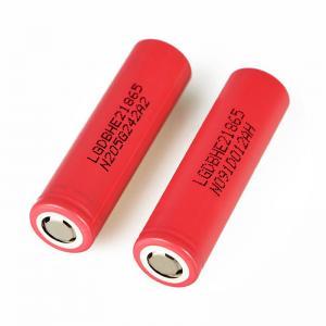 China drop shipping electronics cigarette free sample 18650 authenic LGhg2 18650 3000mah battery hot LG he2/LG he4/ LG Hg4/ LG wholesale