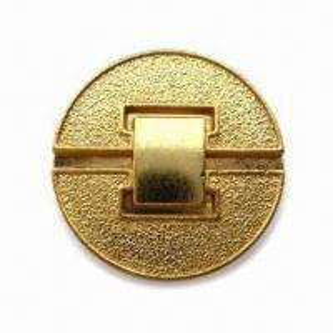 China 亜鉛合金から成っているジーン近い上のボタンは20mmを、さまざまな服装のために適した測定します wholesale