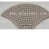 China fan pattern paver wholesale