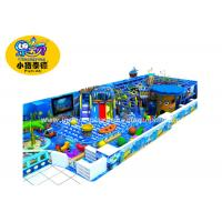 China Professional Commercial Indoor Soft Playground Amusement Park Equipment Sets wholesale