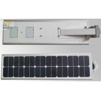 12V 40W Outdoor LED Solar Light High Capacity EMC LVD Approved Built - in Lithium Battery