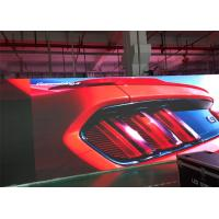 Clear Replacement Indoor Rental Led Display Advertising / Led Tv Background Wall