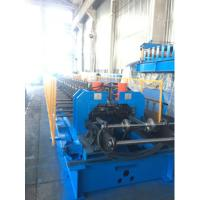 China Chain Drive Cable Tray Roll Forming Machine , Auto Roll Forming Equipment wholesale