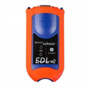 China John Deere Service Advisor EDL V2 Auto Diagnostic Tools For Construction Equipment wholesale