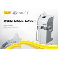 China Pulse Mode Permanent Hair Removal Laser Machine , 808nm Painless Hair Removal Machine on sale