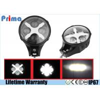 China 60W 6 Inch Round Led Offroad Lights / High Low Led Daytime Running Lights wholesale