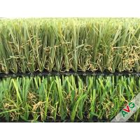 China Abrasion Resistant 18700Dtex Indoor Artificial Grass with Double PP + PU Coating Backing wholesale