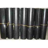 China Aging Resistance EPDM Rubber Sheet With Black , White , Red , Grey Color wholesale