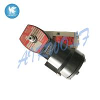 Quality ASCO SS 5/2way VCEFCM8551A421 EF double coils ASCO 220VAC 24VDC solenoid valve for sale