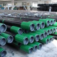 China K55 J55 Steel Grade Seamless Casing Pipe Oil Drilling Pipe Hot Rolled Round Shape: wholesale