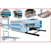 Buy cheap Automatic Flexo Printer Slotter Die-cutter Stacker Machine, Lead-edge Feeding from wholesalers
