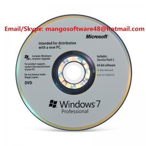 Lifetime Warranty Microsoft Windows 7 Professional 64bit OEM KEY Online Activation