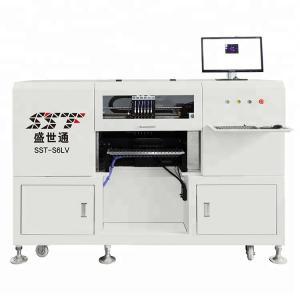 China Automatic Pick And Place Machine , High Speed Surface Mount Technology Machine on sale
