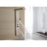 China Custom Waterproof Shower Panels , Shower SPA Panel ABS Plastic Handheld wholesale