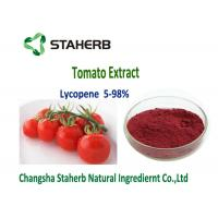 China HPLC Antioxidant Dietary Supplement , Lycopene Extraction From Tomato CAS 502-65-8 on sale